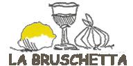 Logo del restaurante la bruschetta de Altea